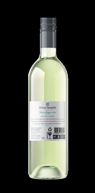 2020 Artisan Vineyards Pinot Grigio